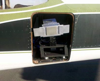 radar-in-plane